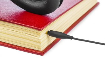 Book and phone cord
