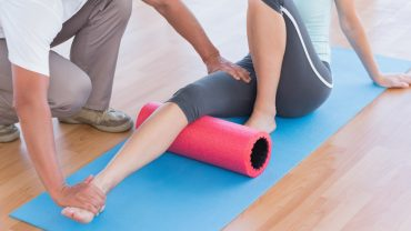 3 Easy Foam Roller Exercises to Help Stiff, Tight Muscles