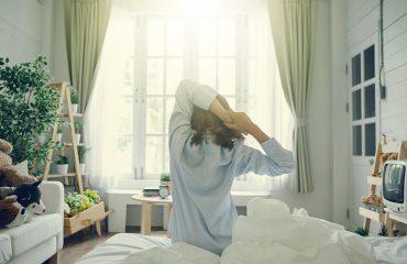 Stretching Helps Menopausal Women Get a Better Night's Sleep