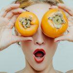 Persimmons: A Heart Healthy, High Fiber Fruit