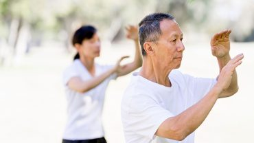 Tai Chi — Moving for Better Balance