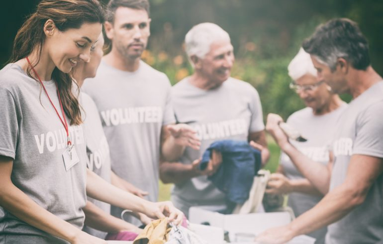 Want to Live Longer and Better? Volunteer Two Hours a Week