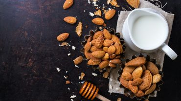 Almonds-a-Heart-Healthy-Nut