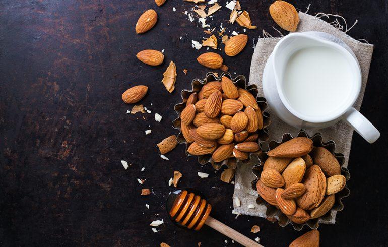Almonds-a-Heart-Healthy-Nut