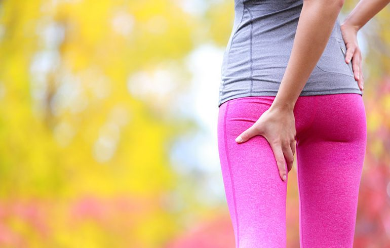 How to Strengthen and Stretch Your Glutes to Relieve Joint Pain
