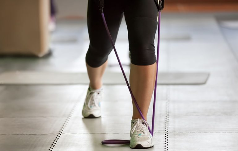 Resistance Band Exercises You Can Do at Home
