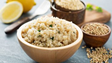What to Cook: Couscous Versus Quinoa?