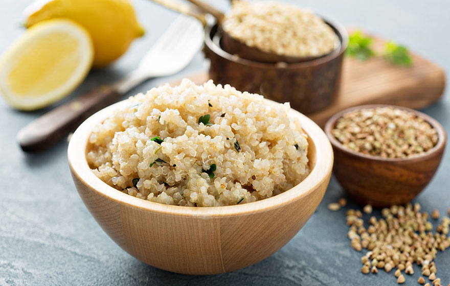 What to Cook: Couscous Versus Quinoa? - Lifetime Daily
