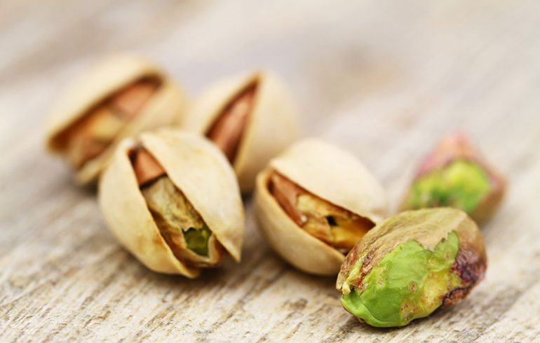 Pistachios: Little Nuts Loaded With Antioxidants