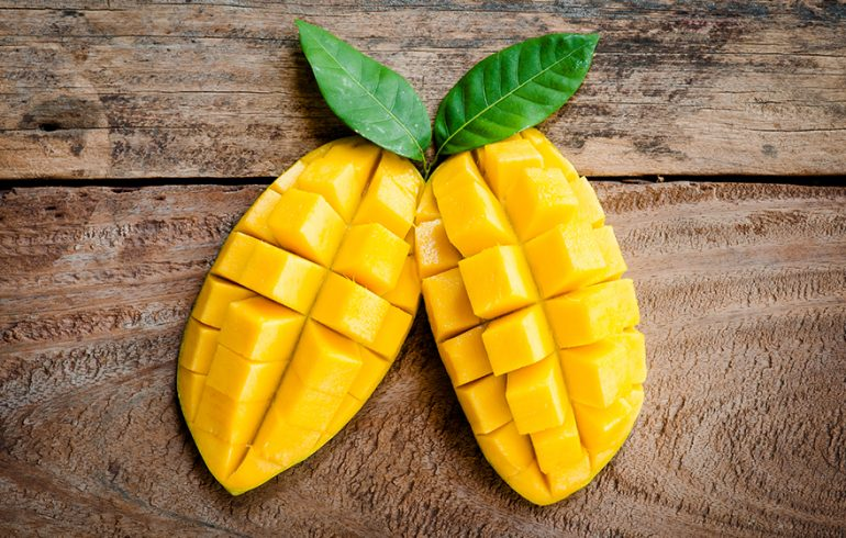 Mango: An Eye-Friendly Fruit