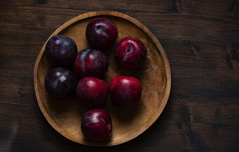 The Nutritional Value of Plums
