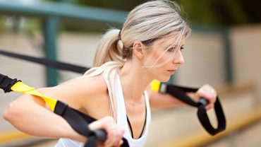 Suspension Training Part 1: 3 Beginner Moves for Older Adults