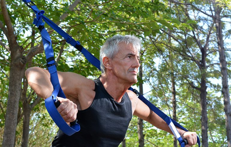 Suspension Training Part 2: Strengthen Your Core and Lower Back