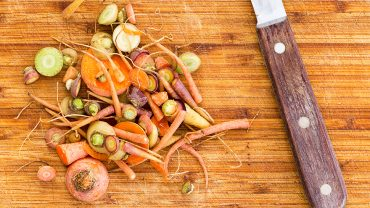 Cooking With Food Scraps