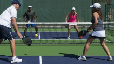 Pickleball: A Fast-Rising Sport Older Adults Can't Get Enough Of