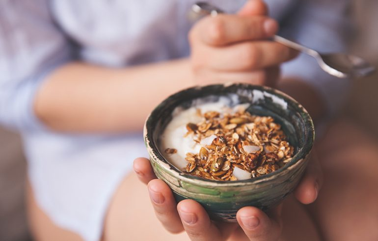 Here's How to Make Granola Healthy Again